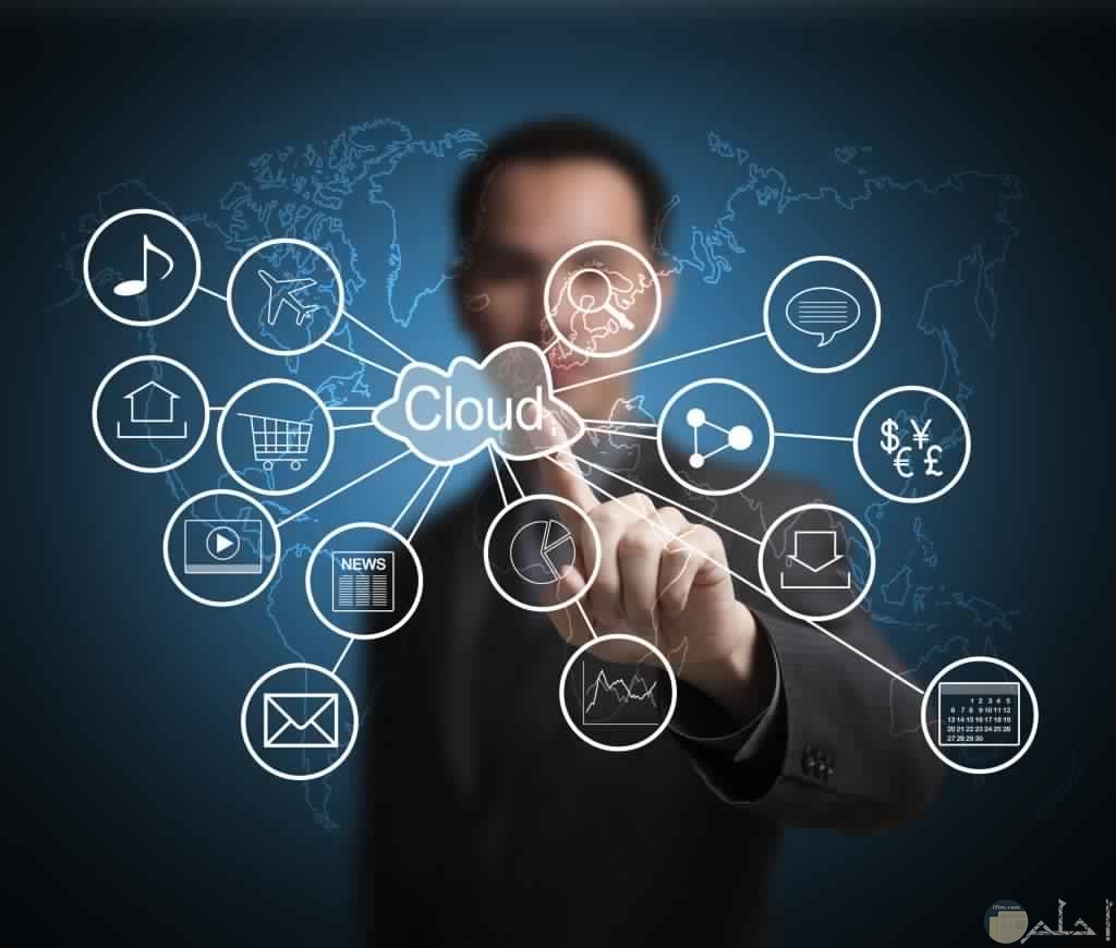 تكنولوجيا المعلومات و إستخدام الإنسان لها.