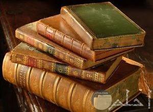 صور كتب قديمه