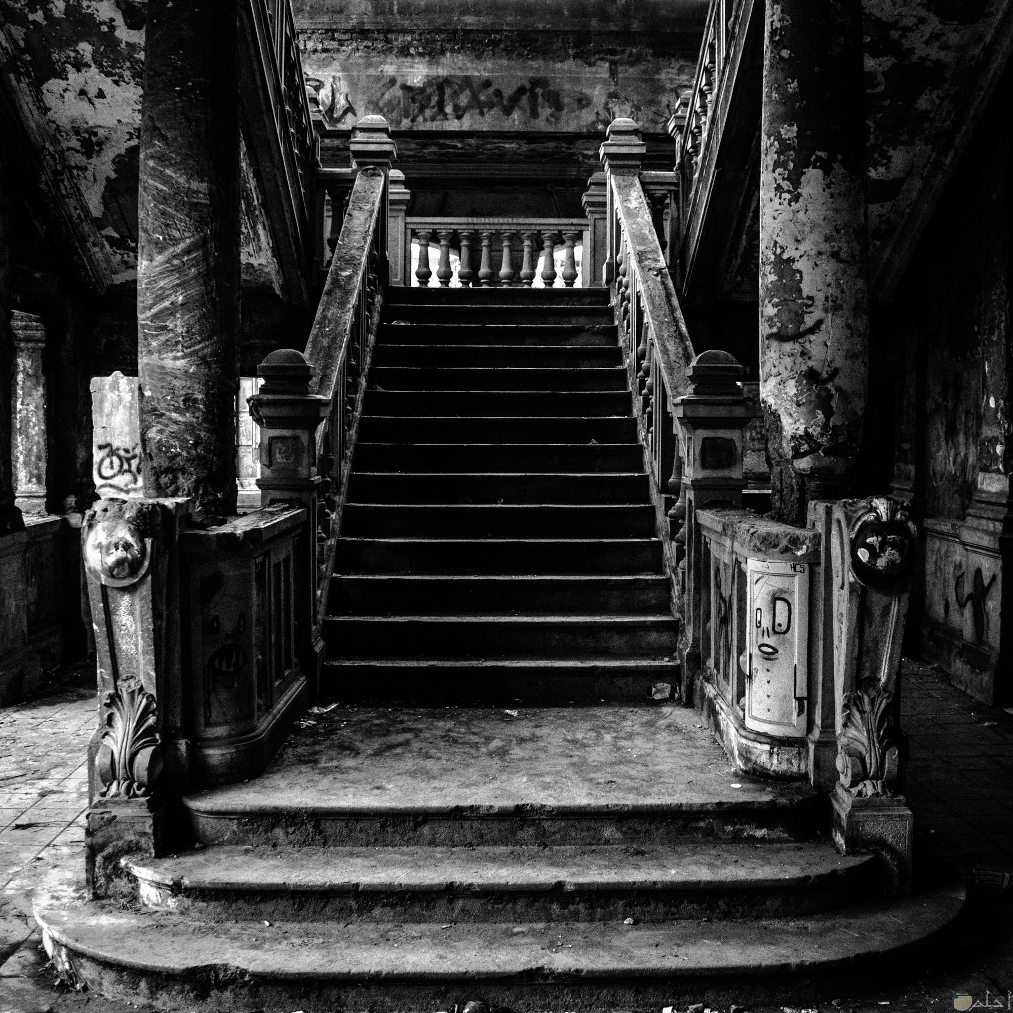 قصر أشباح مرعب جدا