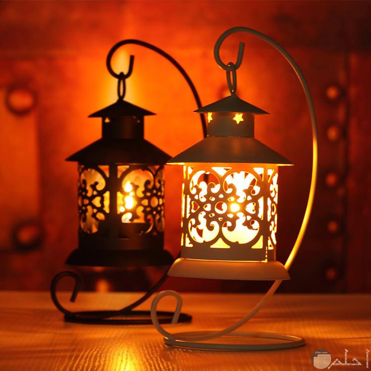 خلفية رمضانية فانوس
