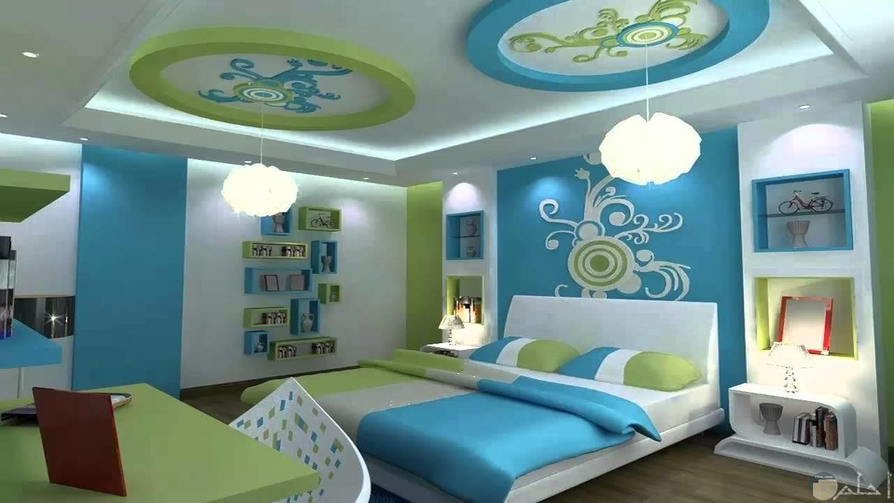 صورة غرفة ولد مودرن
