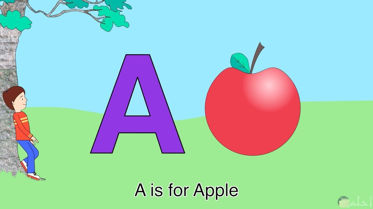 (A is for Apple