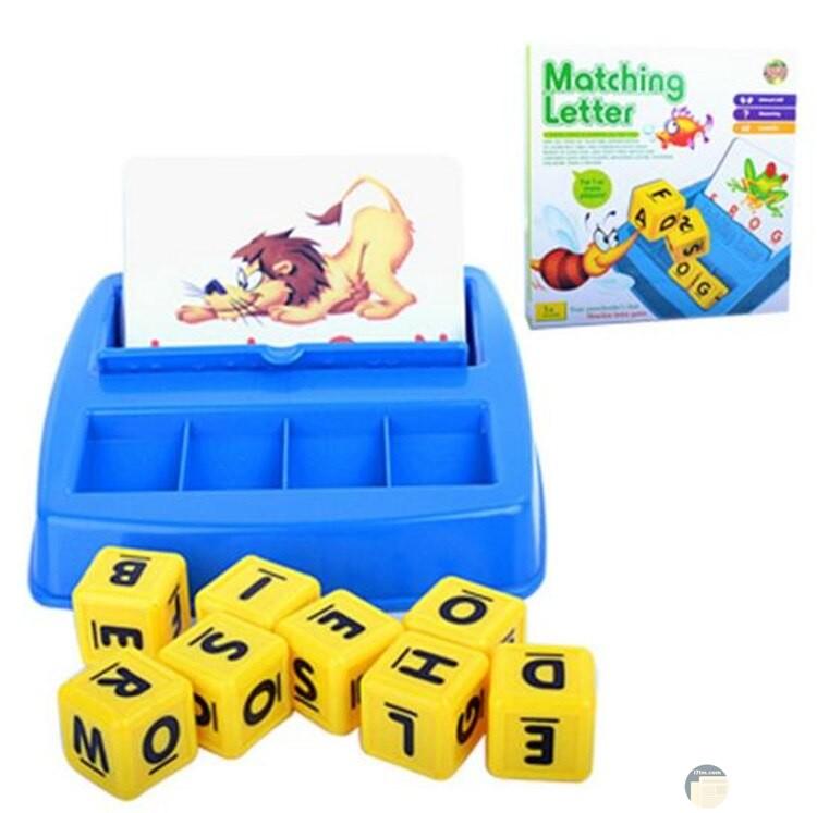 لعبة حروف جديدة للأطفال