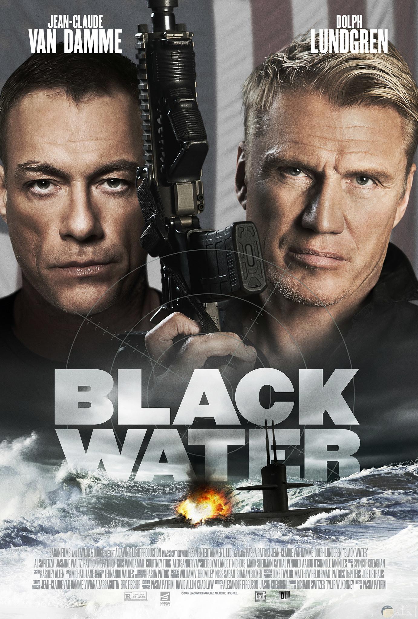 فيلم اجنبي Black water