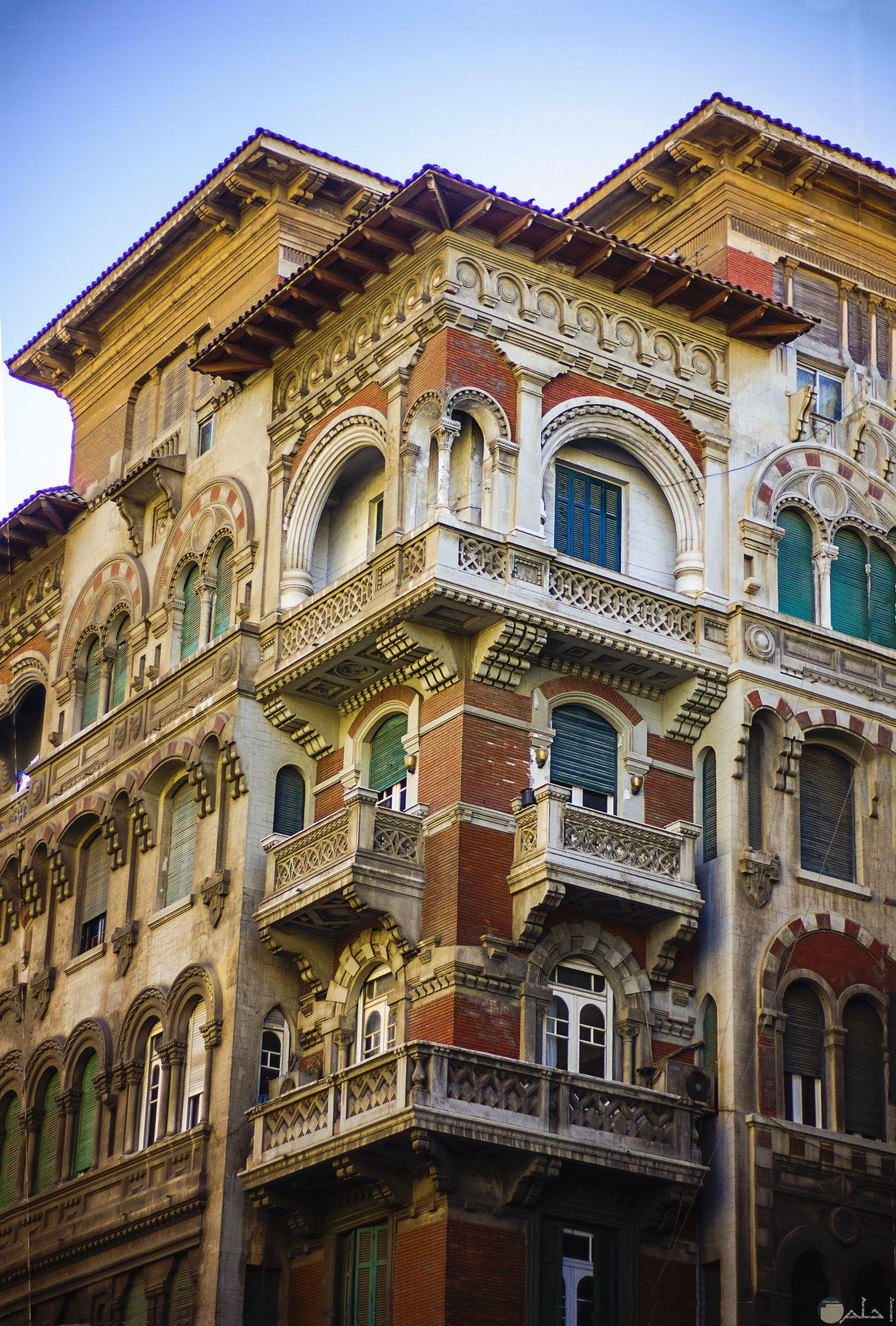 بيوت في الأسكندرية- مصر.