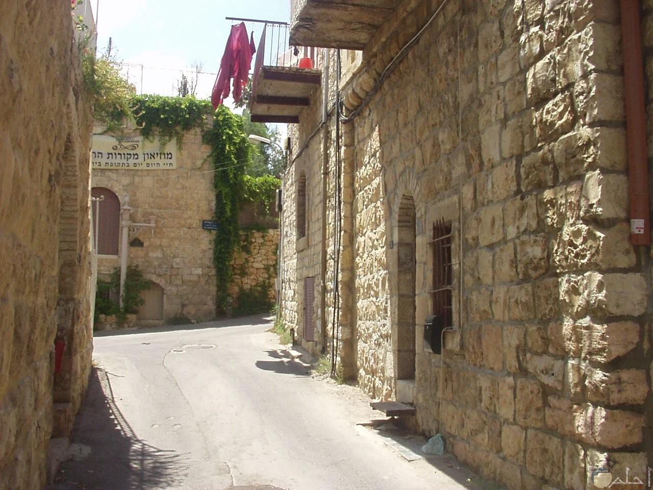 بيوت بالقدس - فلسطين.