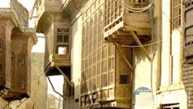 بيوت قديمة في بغداد - العراق.
