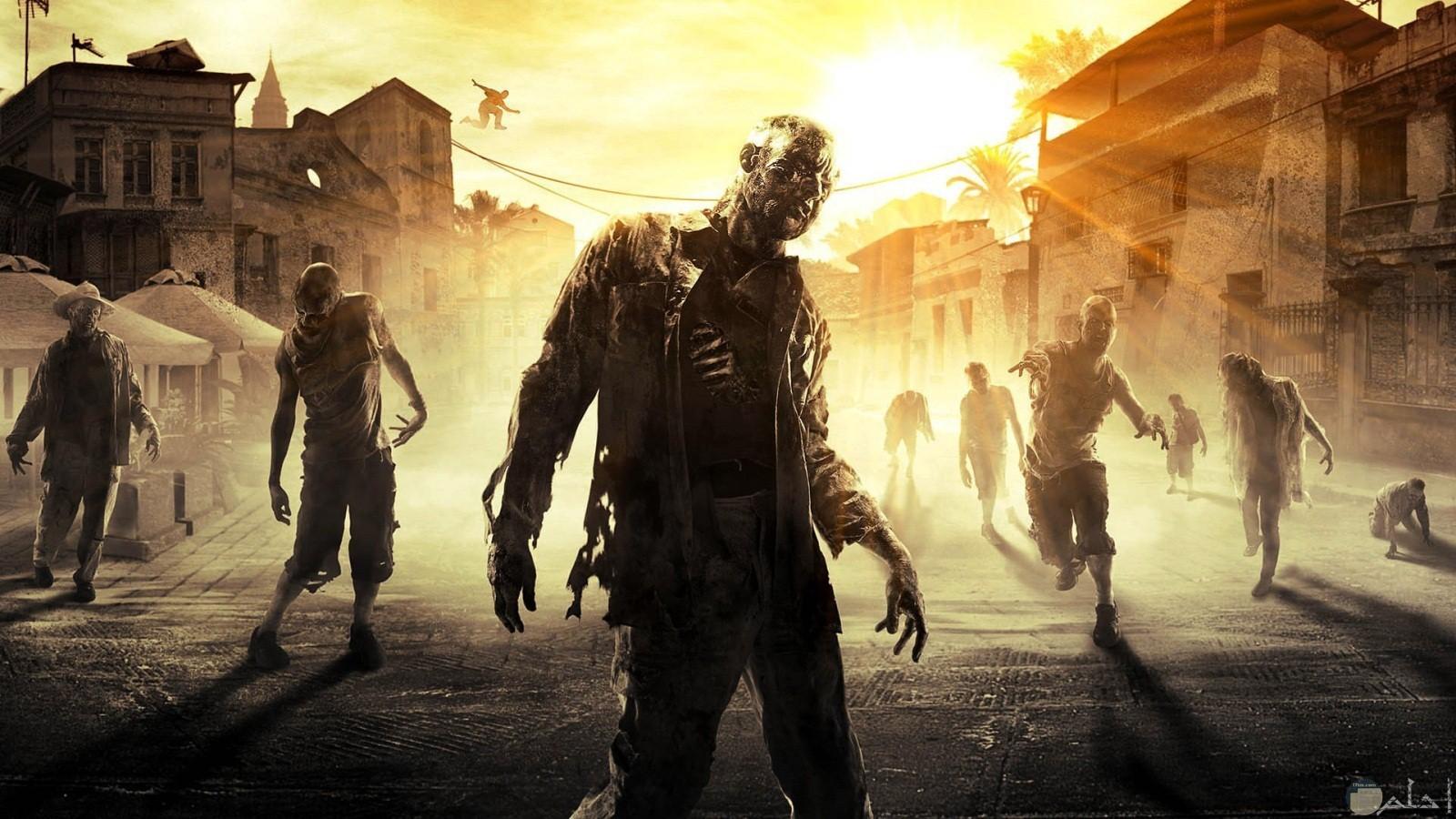 أقوى أفلام الرعب الأجنبية للزومبي.