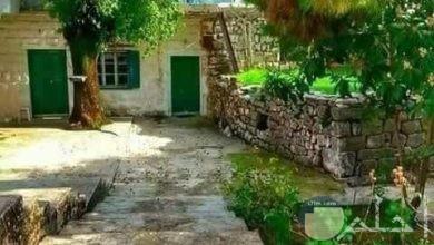 صور بيوت قديمه