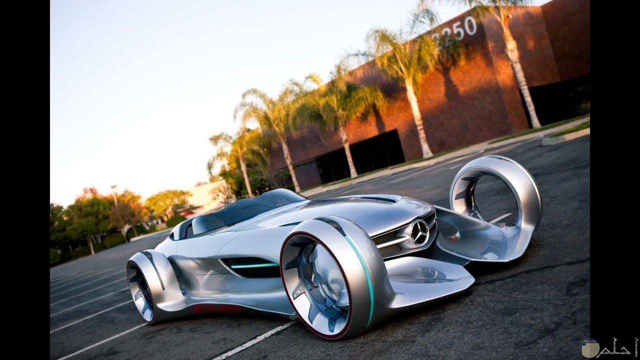 أغرب التصميمات الحديثة للسيارات.