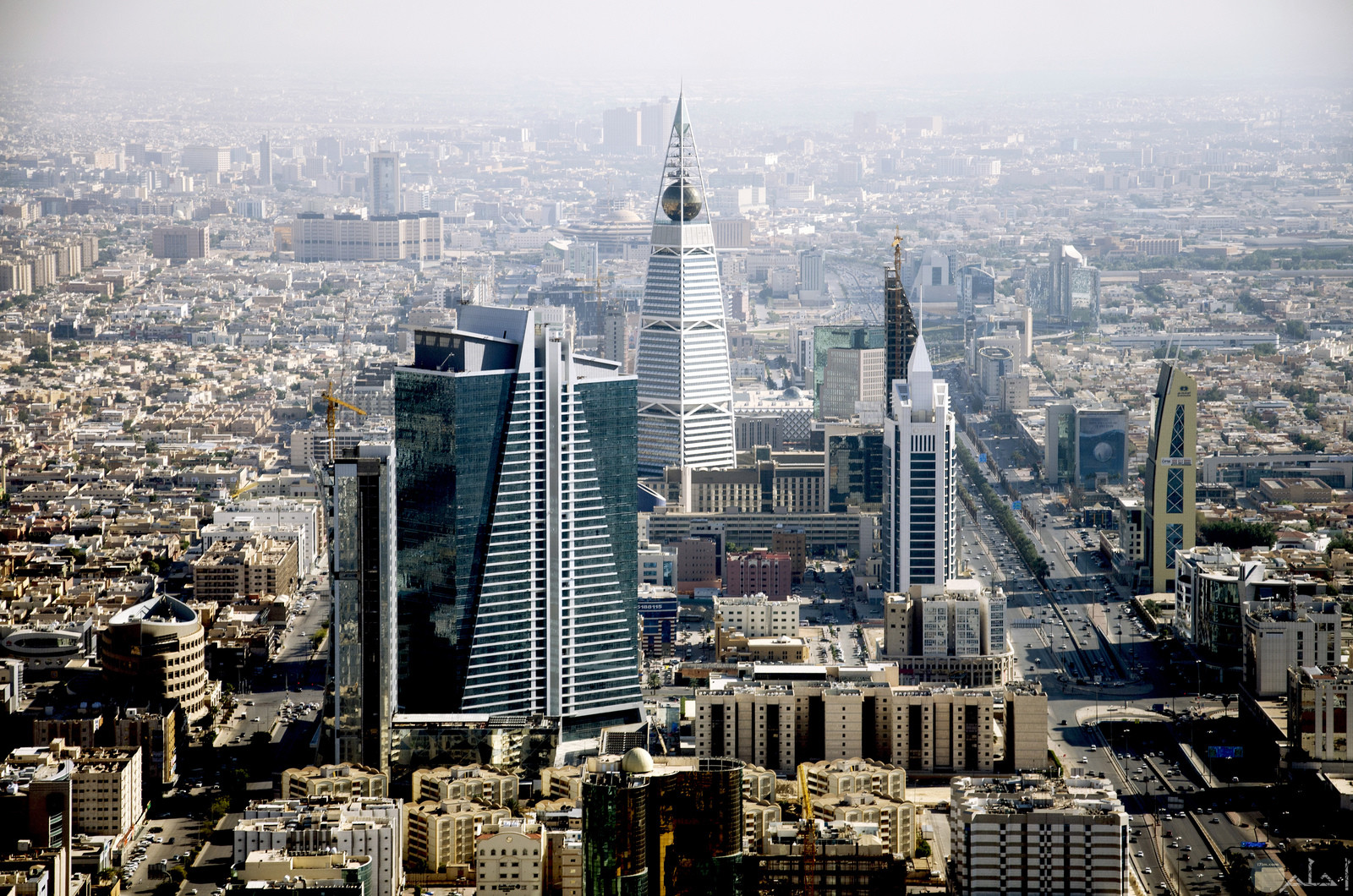 مدينة الرياض عاصمة السعودية.