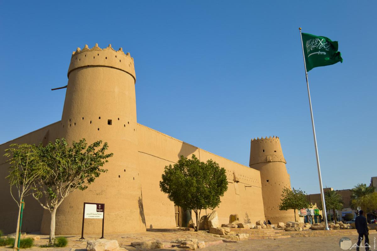 قصر المصمك – الرياض