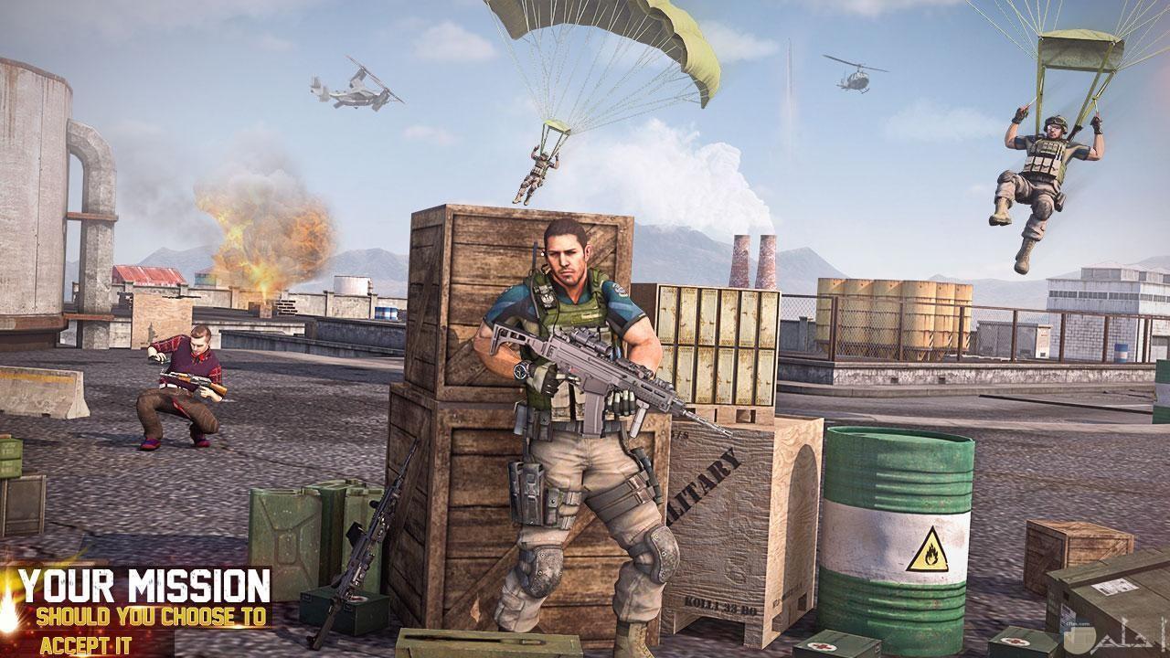 صورة من لعبة بابجي