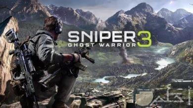 صورة من لعبة sniper 3