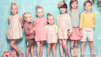 ملابس متنوعة شيك وجميلة للأطفال
