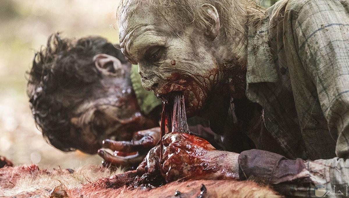 آكلي لحوم البشر.