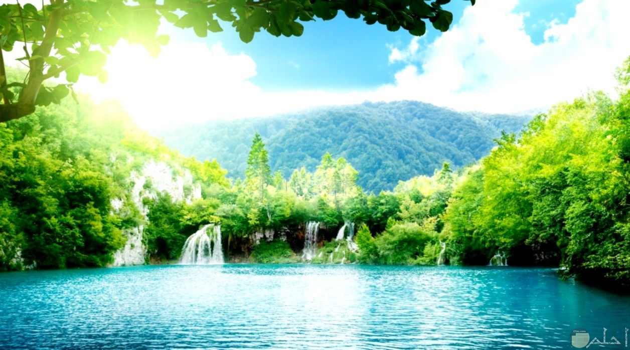 من روائع المناظر الطبيعية الخلابة