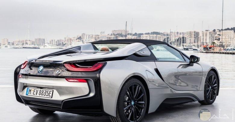 BMW-i8-Roadster-2019 صورة سيارة بي ام دبليو