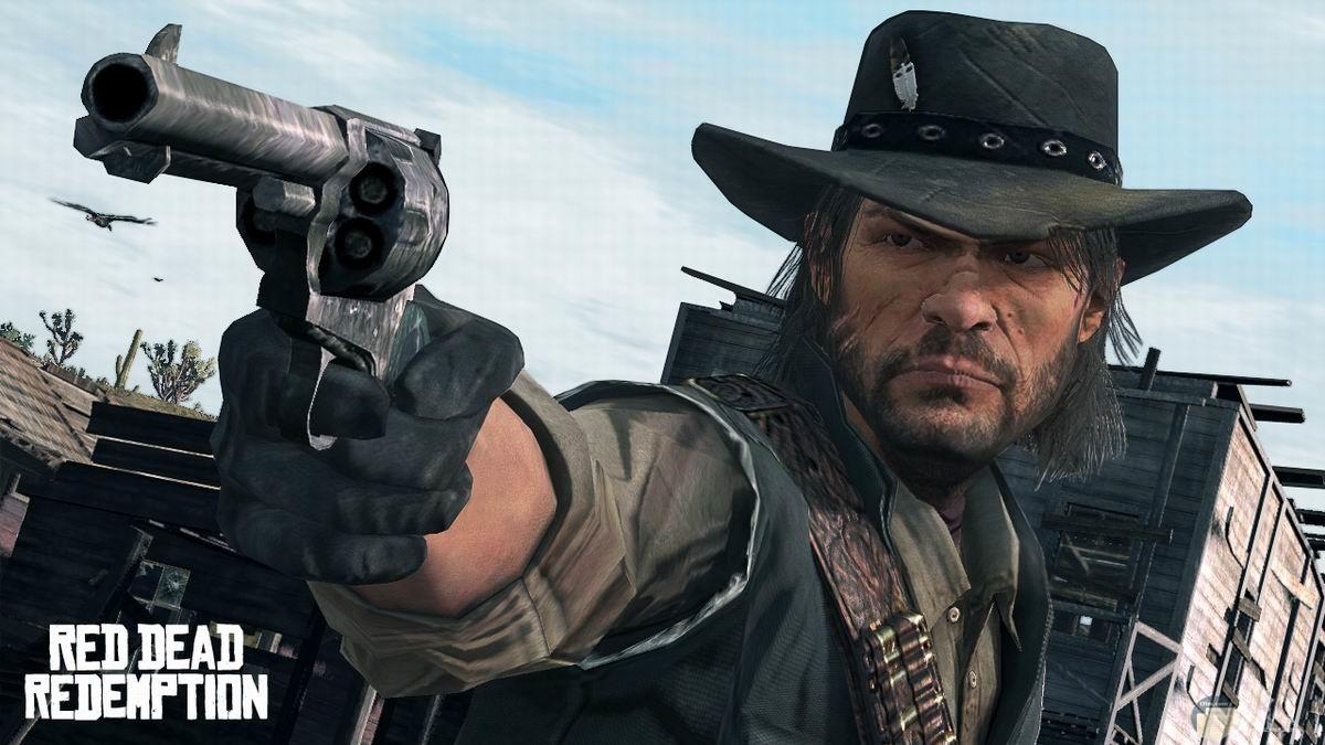 Red Dead Redemption-ألعاب اكشن