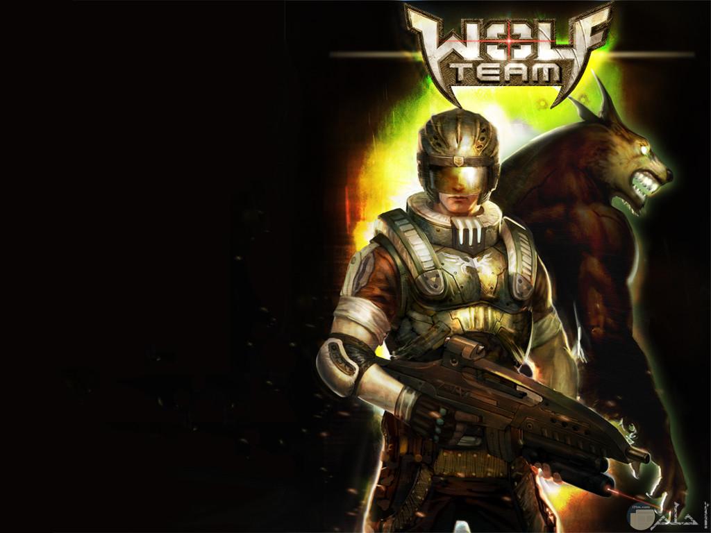Wolf-team-2 لعبة فريق الذئاب المستذنبين