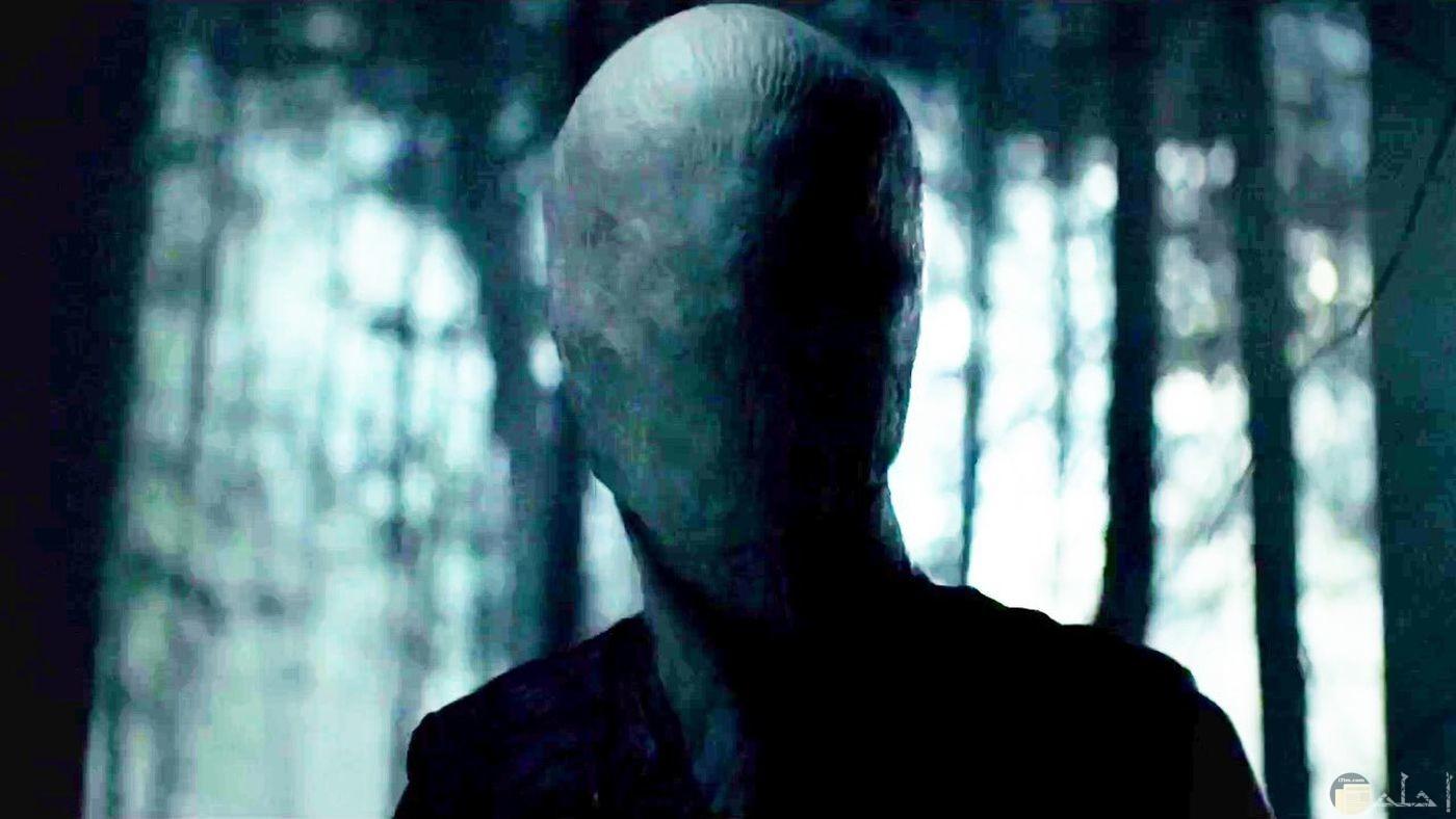 العفريت الشبح الملعون سايمن أبو العفريتة سليندرينا و الذي سماه الناس بعد تحوله لعفريت إلى سليندر مان.
