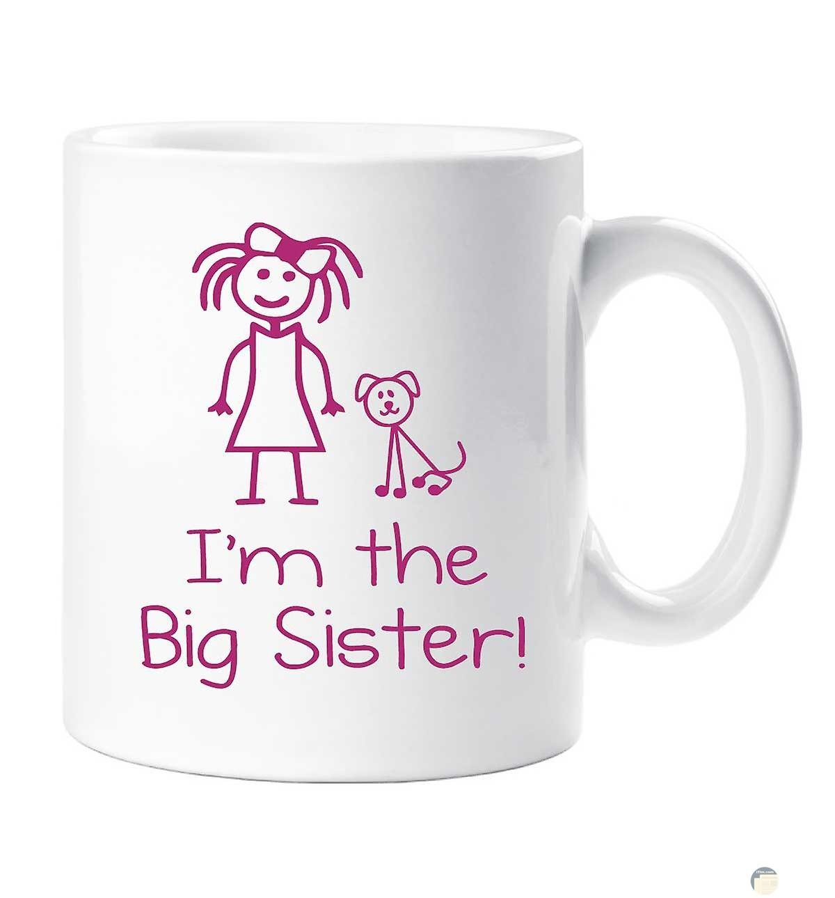 انا الاخت الكبيرة، بالانجليزية.