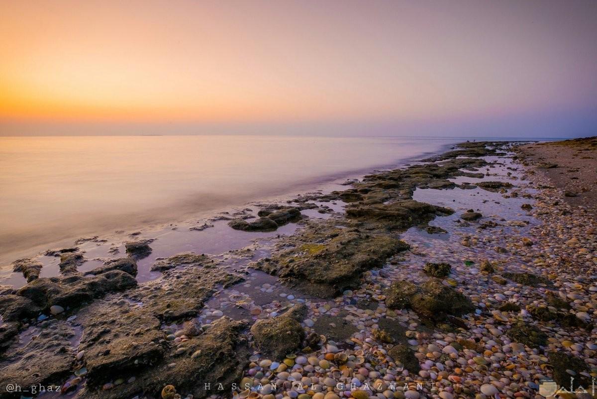 شاطئ جازان بالسعودية