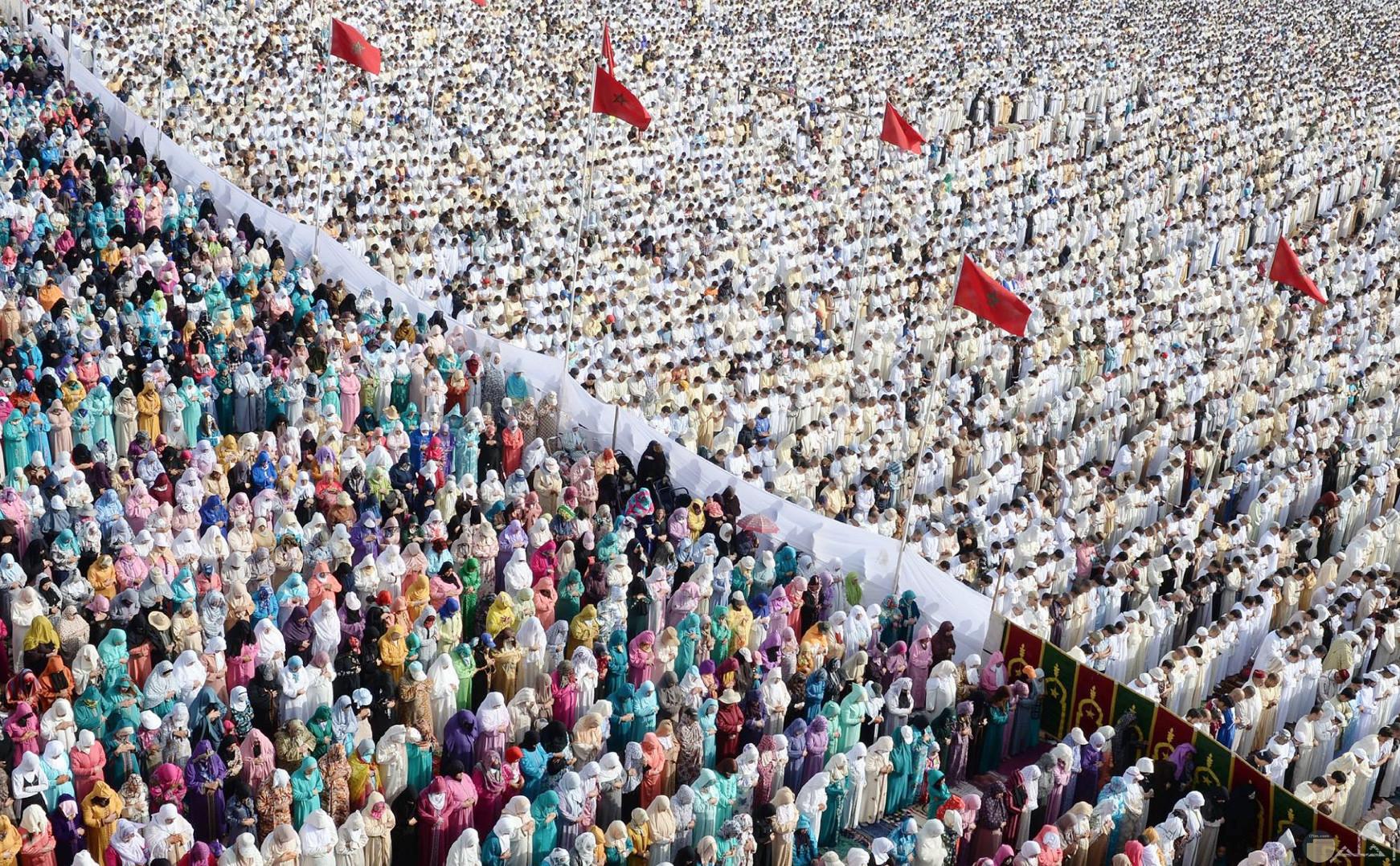 صلاة العيد في المملكة العربية السعودية