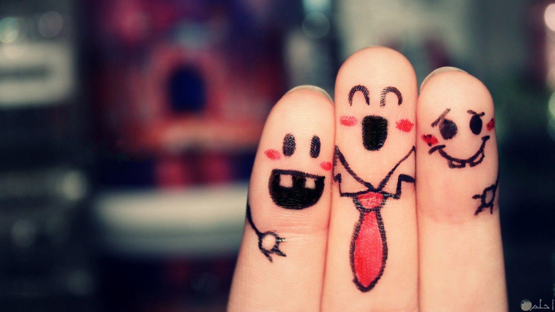 الصديق يتحملك و يغفر لك دائماً.