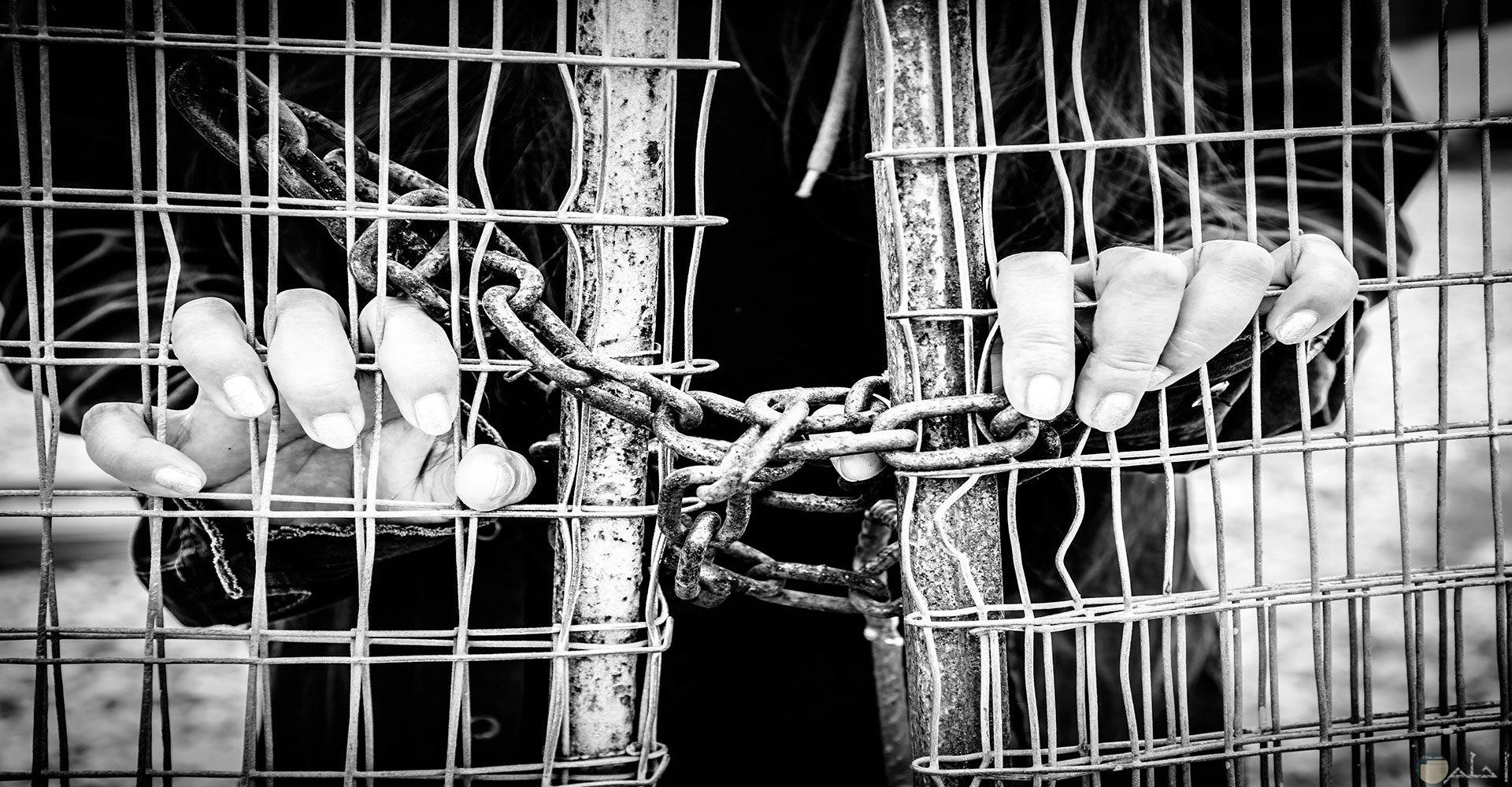 الحزن سجن لا يعرفه إلا من ذاقه.