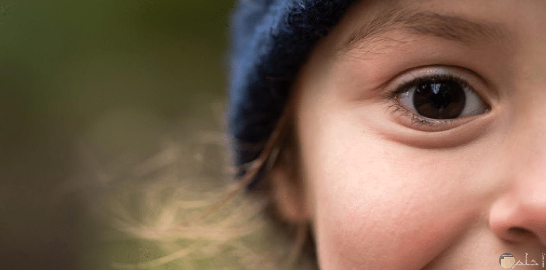عين بنت صغيرة، و سحر العيون السوداء.