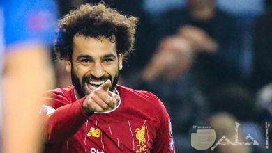 محمد صلاح - مشاهير كرة القدم.