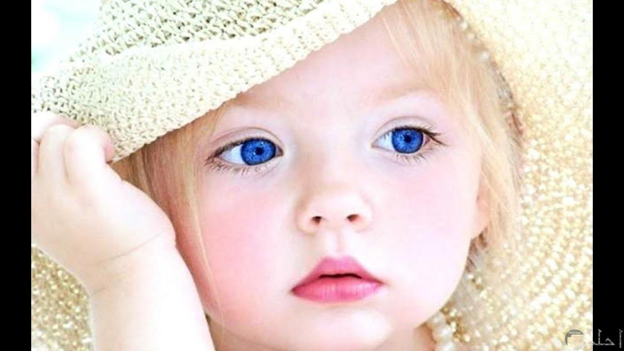 البنوتة الصغيرة و حلاوتها.