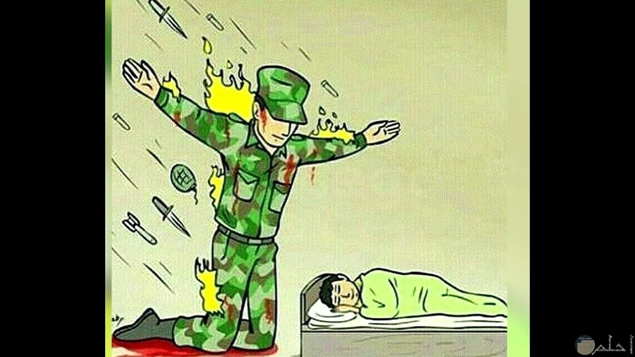 الواقع و التضحيات.
