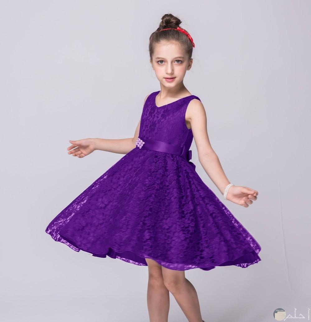فستان زهرى جيل جدا