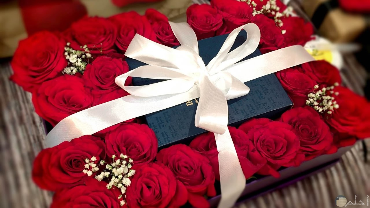 هدايا الحب.