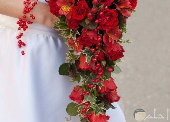بوكية ورد جميل