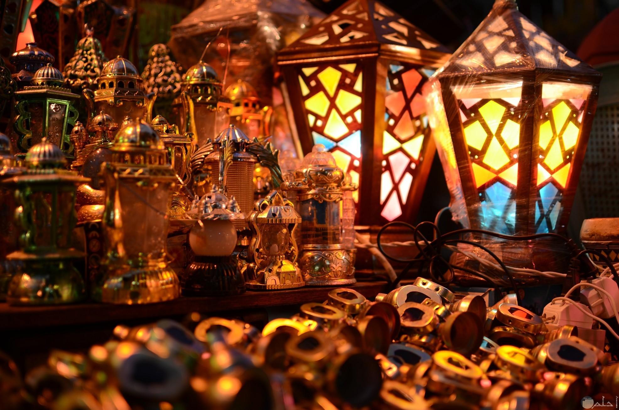 تشكيلة رائعة لفوانيس رمضان.