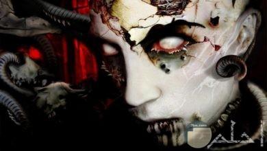 شيطان الرعب و القتل.