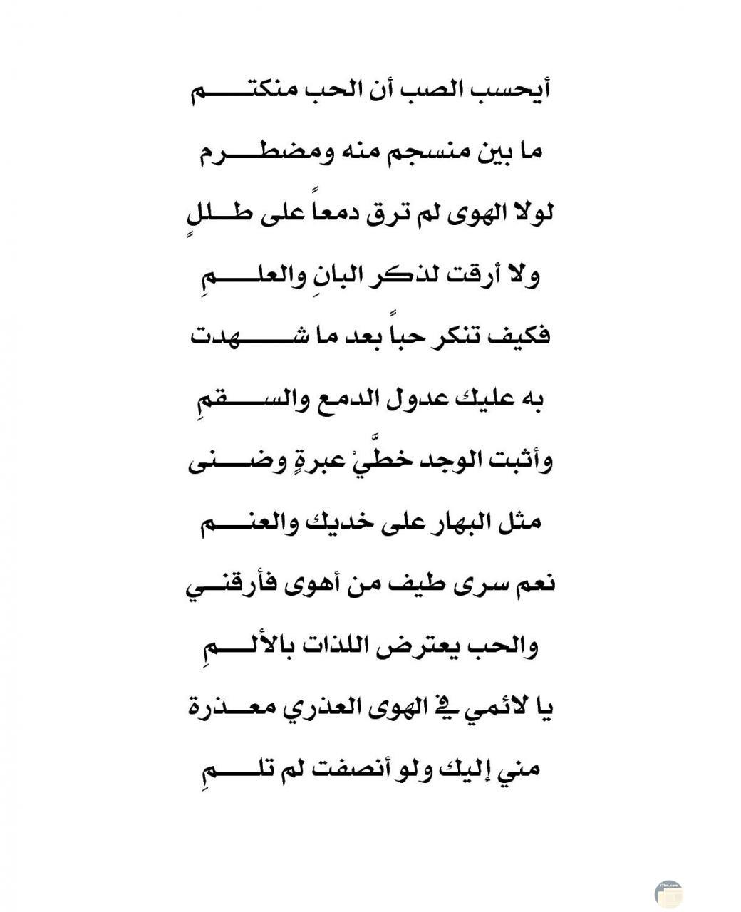 قصيدة شعر طويلة عن الحب و الرومانسية.