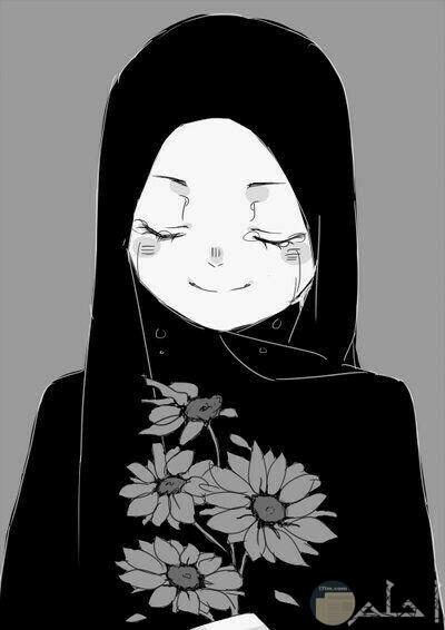 صورة بنت تبكي