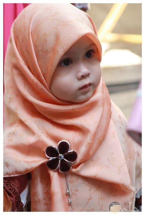 بنتوته بحجاب جميلة جدا وبسيطة