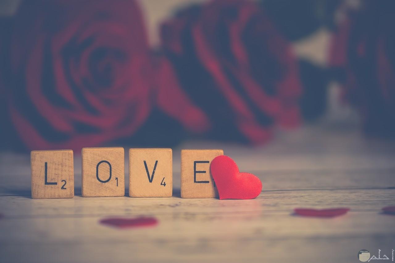 صورة جميلة جدا تعبر عن الحب