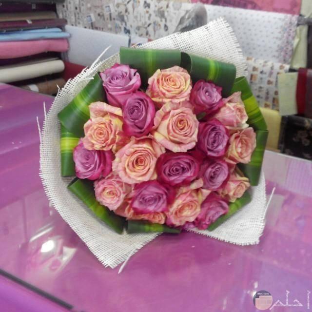 باقة زهور روعة
