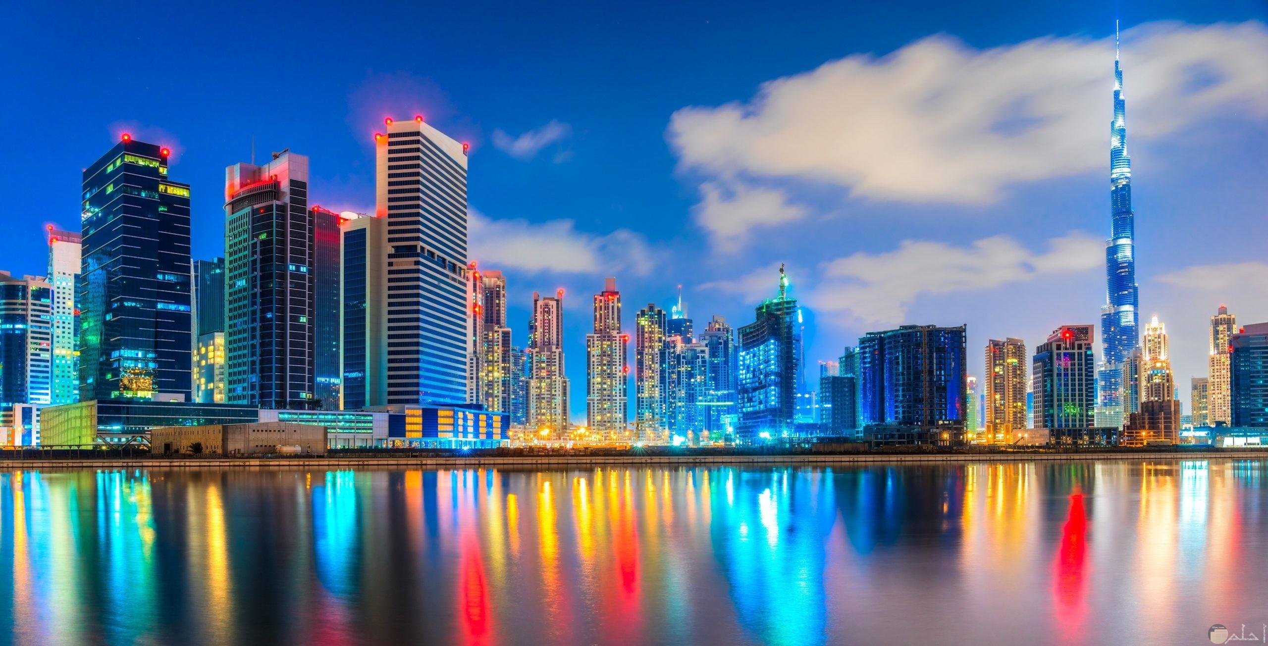 دبي _ أجمل المدن العربية.
