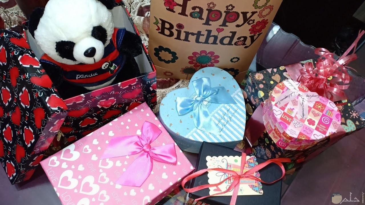 بوكس هدية عيد ميلاد