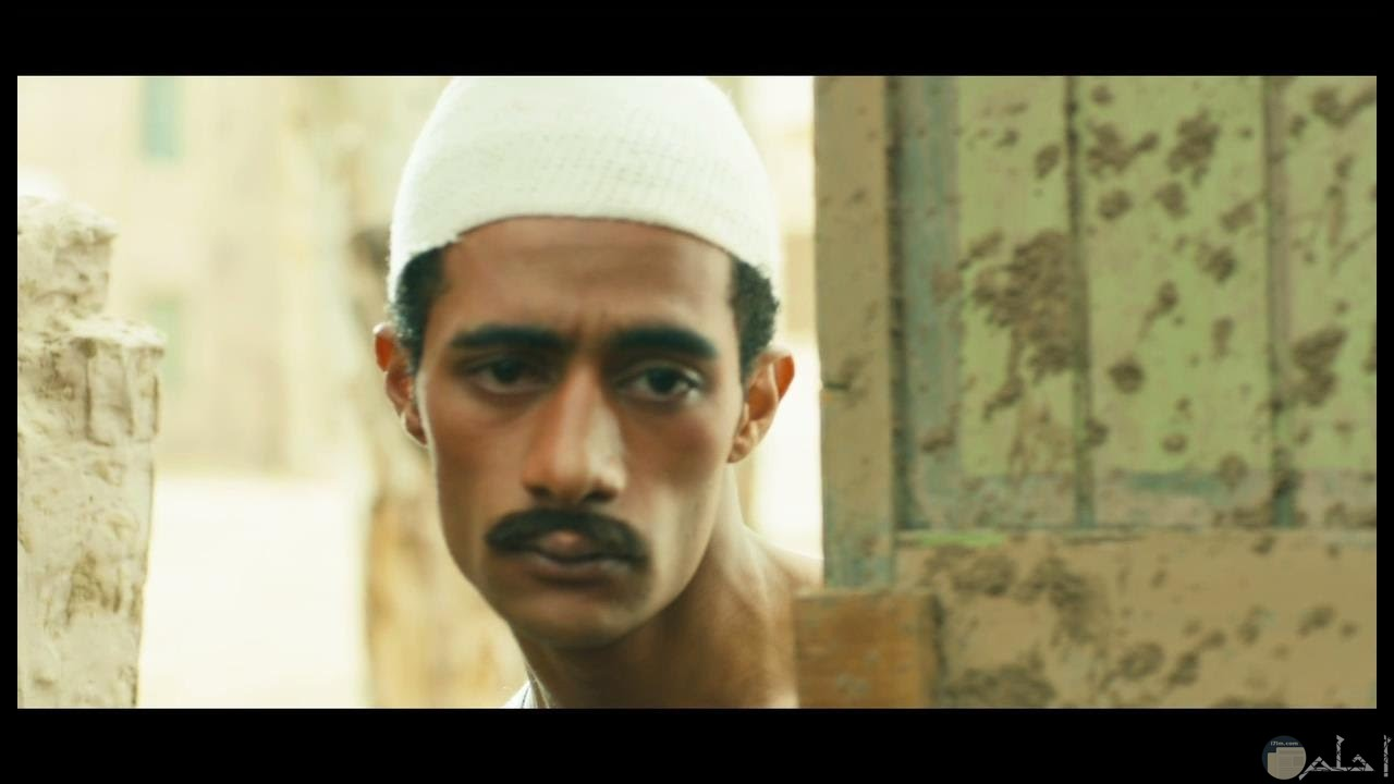 محمد رمضان في إحدى أعماله.