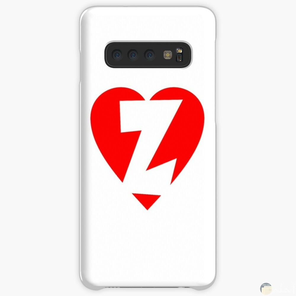 جراب موبايل - هاتف محمول- حرف z