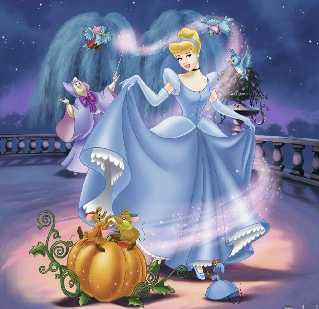 الأميرة سندريلا