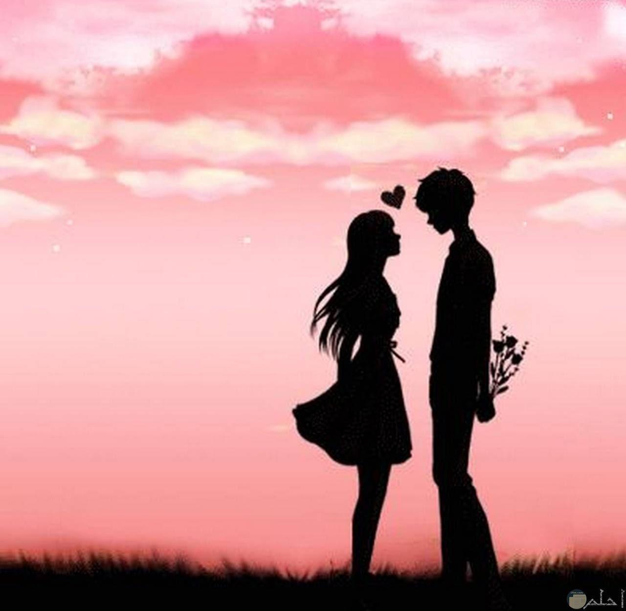 صور بنت و ولد Romantic Couple